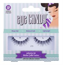 Eye Candy Lashes Strip Lash - 205 (Volumise)