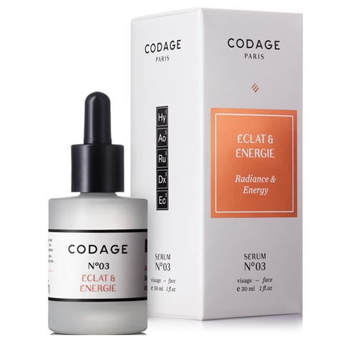 Codage Serum No. 3  Radiance & Energy 30ml
