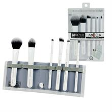 MODA TOTAL FACE 7pc White Brush Kit