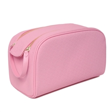 Jeffree Star Cosmetics Bag SD X JSC Double Zip Bag Pink