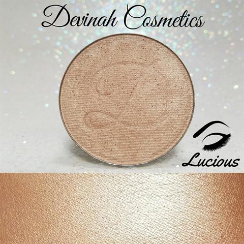 Image of   Devinah Cosmetics - LUCIOUS Pressed Pigment