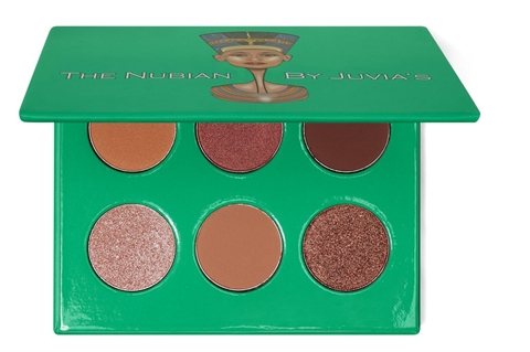 Image of   Juvia's Place Mini Nubian Limited Edition Eyeshadow Palette