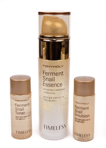 Tonymoly Timeless Ferment Snail Essence 50ml Set