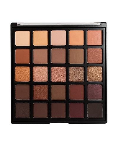 Image of   Morphe - 25B Bronzed Mocca Eyeshadow Palette