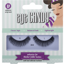 Eye Candy Lashes Strip Lash - 004 (Volumise)