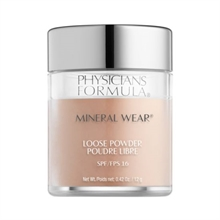 Physicians Formula Mineral Wear Loose Powder SPF 16 Translucent Light