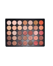 Morphe 35OS - 35 COLOR SHIMMER NATURE GLOW