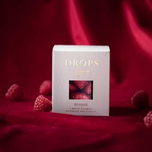 Drops by Samira - UNIQUE - A mix of natural Raspberry and Vanilla