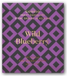 Goodio: Wild Blueberry 61% 48g