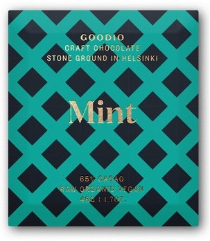 Image of   Goodio: Mint 65% 48g