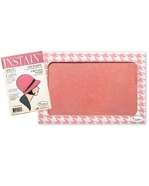 The Balm INSTAIN Long-Wearing Powder Staining Blush - Houndstooth (Mauve)