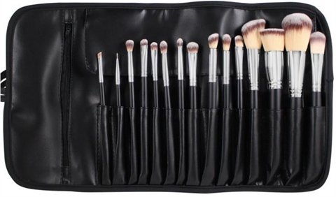 Image of   Morphe 15 PIECE VEGAN PRO SET - SET 697