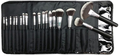 Image of   Morphe 18 PIECE VEGAN BRUSH SET 606