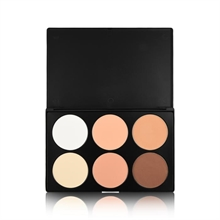 OPV Beauty - 6 Colour Contour Palette - Powder Base