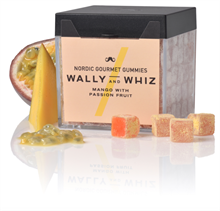 Wally and Whiz Mango med Passion - 150g