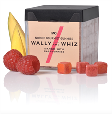 Wally and Whiz Mango med Hindbær - 150g