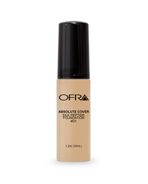 OFRA Cosmetics - Absolute Cover Silk Foundation 1