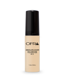 OFRA Cosmetics - Absolute Cover Silk Foundation 0,5