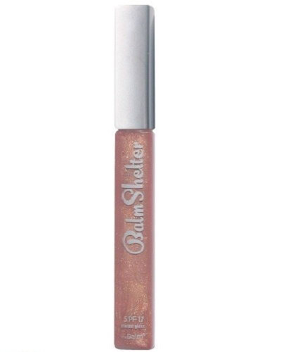 Image of   The Balm BalmShelter Lip Gloss Vally Girl