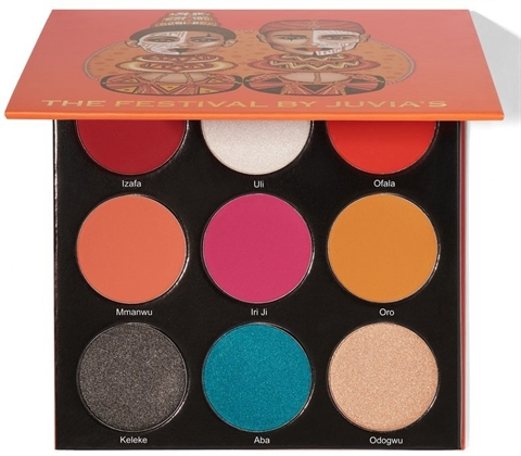 Image of   Juvia's Place The Festival Eyeshadow