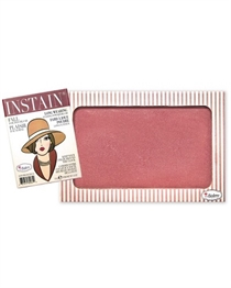 The Balm INSTAIN Long-Wearing Powder Staining Blush - Pinstripe