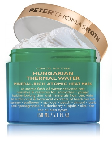 Image of   Peter Thomas Roth Hungarian Thermal Water Mineral-Rich Atomic Heat Mask 150 ml