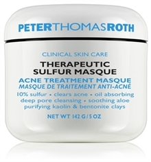 Peter Thomas Roth Therapeutic Sulfur Mask 142g