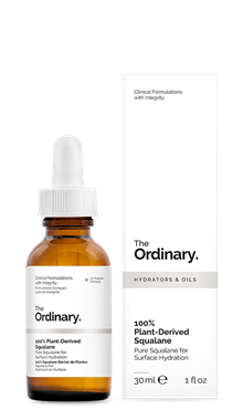 The Ordinary 100% Plant Derived Squalane 30 ml