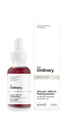 The Ordinary AHA 30% + BHA 2% Peeling Solution 30 ml