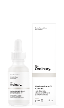 The Ordinary Niacinamide 10% + Zinc 1% 30 ml