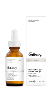 The Ordinary Resveratrol 3% + Ferulic Acid 3% 30 ml