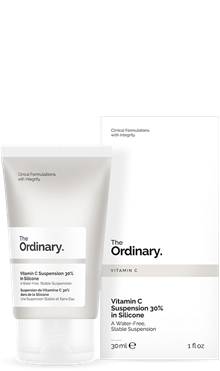 The Ordinary Vitamin C Suspension 30% in Silicone 30 ml