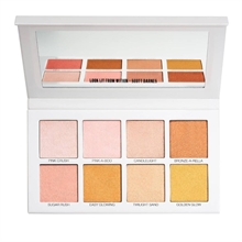Scott Barnes Glowy & Showy No1 - Highlighter Palette